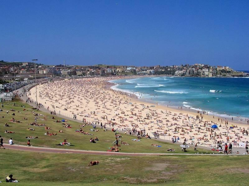 plus belle plage de Sydney